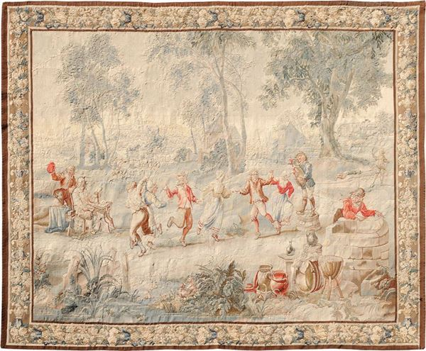 Picture of 18TH CENTURY FRENCH TAPESTRY