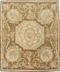 Picture of ANTIQUE AUBUSSON