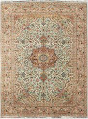Picture of OLD SILK TABRIZ