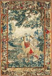 Picture of BRUSSELS TAPESTRY