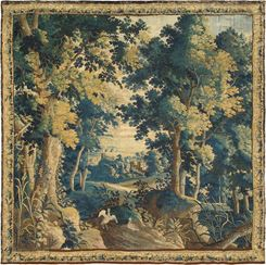 Picture of 17TH CENTURY FRENCH TAPESTRY