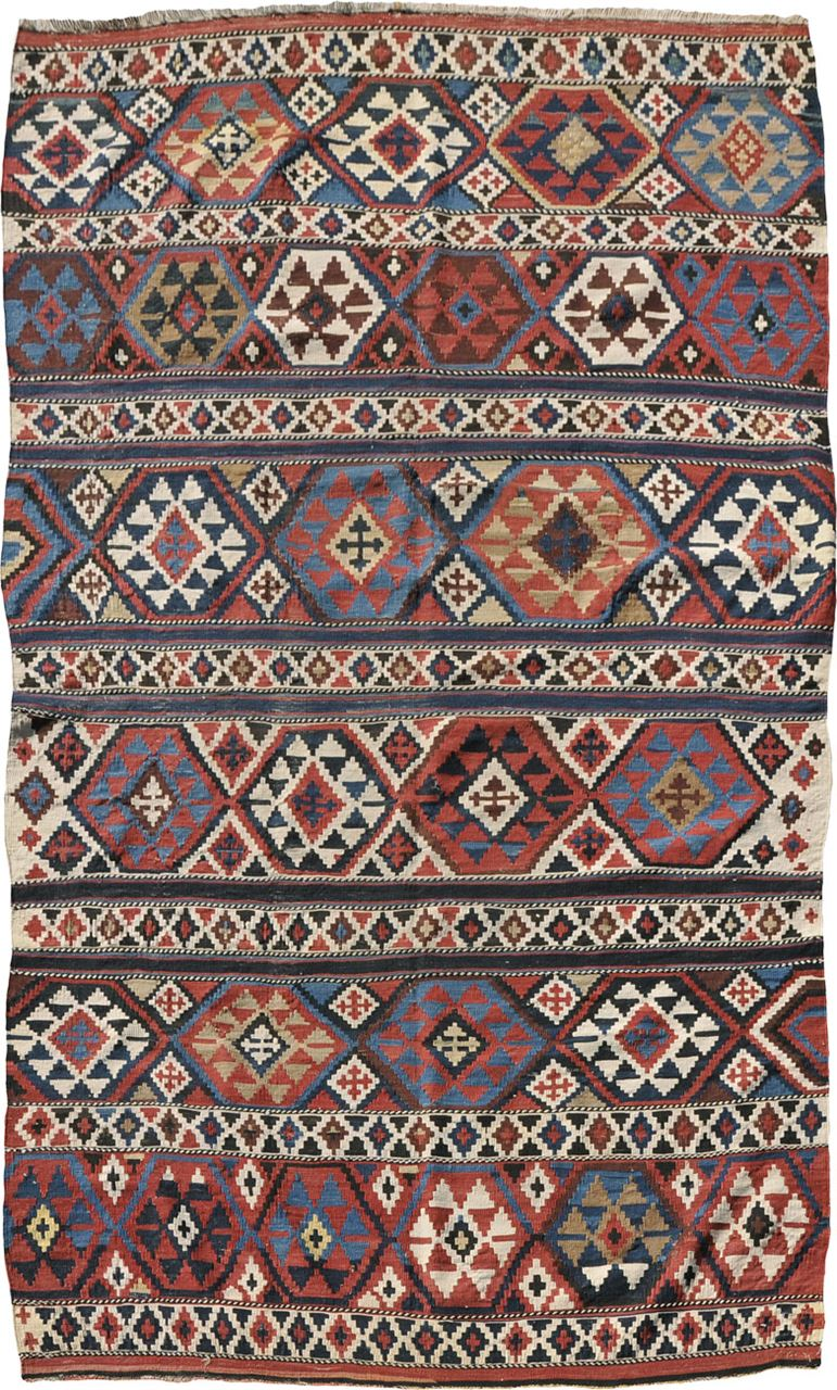 Antique Kilim Antique Rug Carpet Jh Minassian