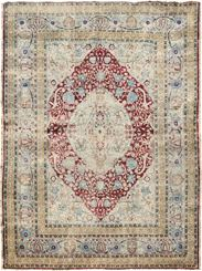 Picture of ANTIQUE SILK TABRIZ