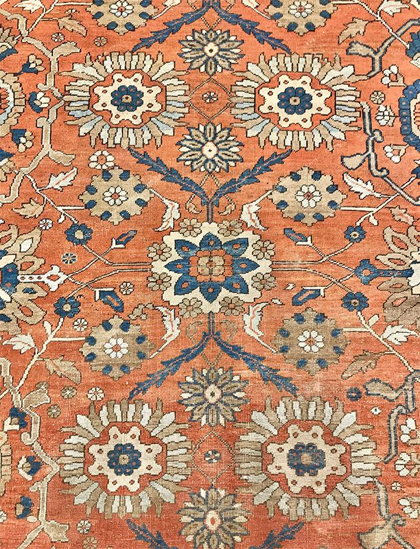 Antique Bakhshayesh Antique Rug Carpet Jh Minassian