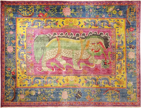 Picture of SILK SAMARKAND STYLE