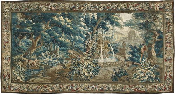 Picture of 17TH CENTURY FLEMISH TAPESTRY