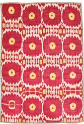 Picture of ANTIQUE SILK IKAT